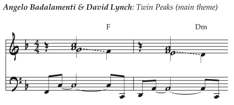 Angelo Badalamenti - Twin peaks