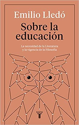 Comprar Emilio Lledó - Sobre la educación