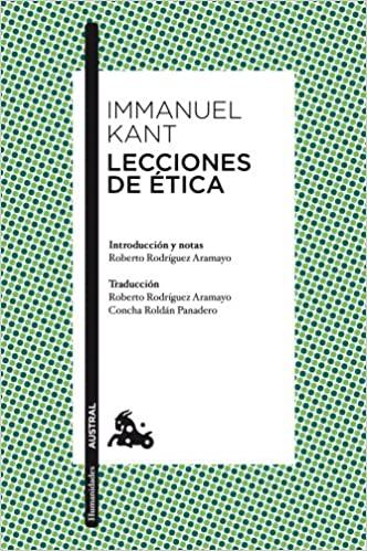 Comprar Immanuel Kant - Lecciones de ética
