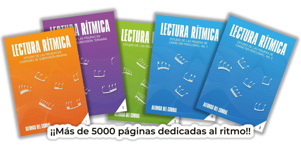 Lectura rítmica - Serie de libros