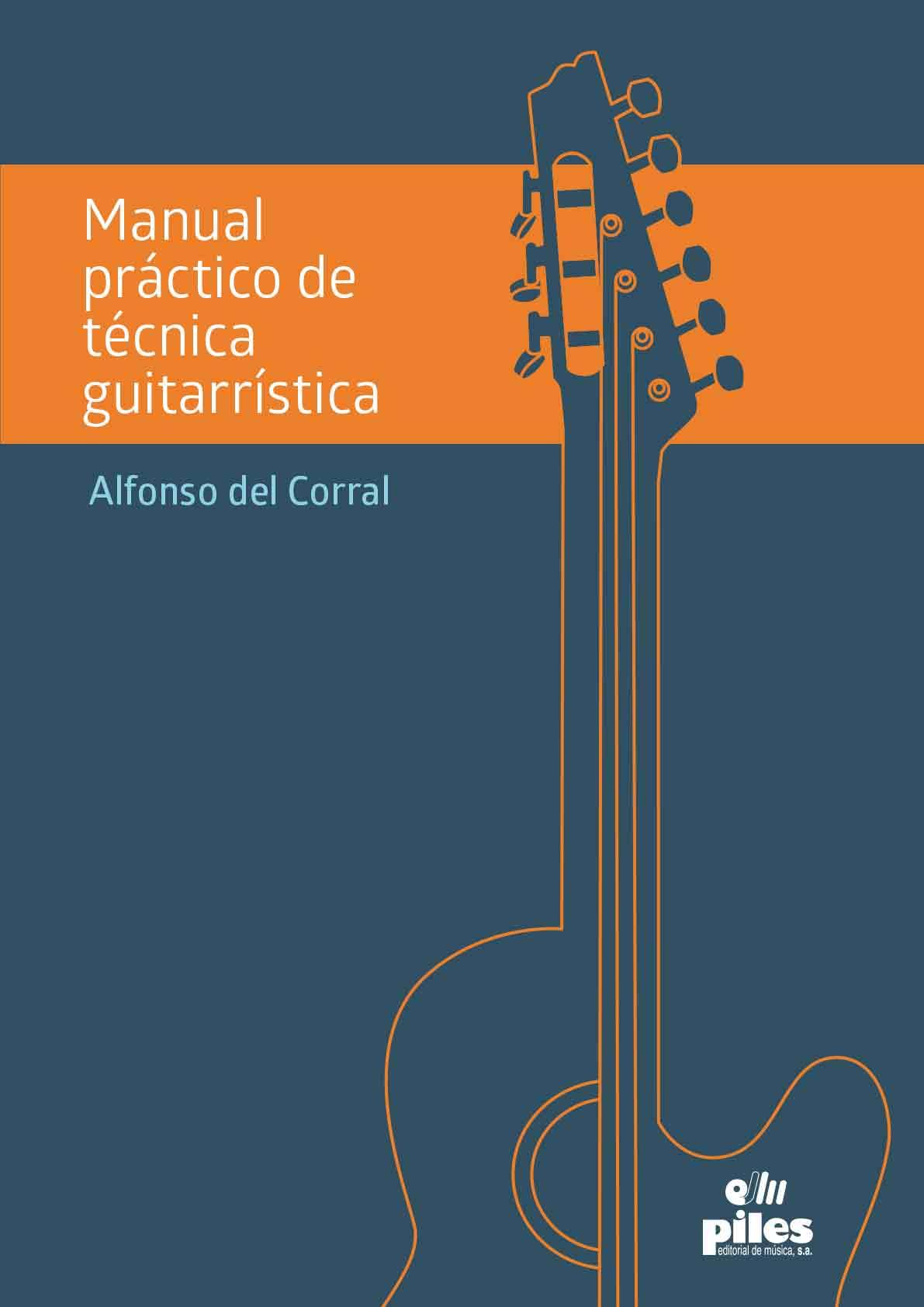 Manual Práctico de técnica guitarrística- Libro 1