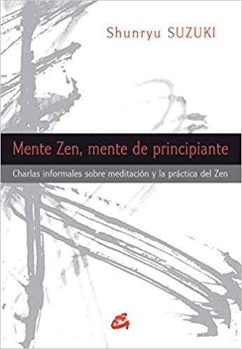Comprar Shunryu Suzuki - Mente Zen, mente de principiante