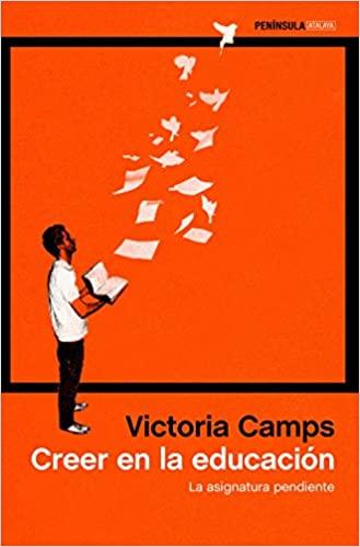 Comprar Victoria Camps - Creer en la educación