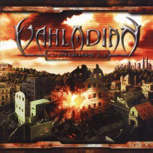 Vahladian - Portada chronos 1.1