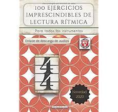 Comprar 100 ejercicios de lectura rítmica