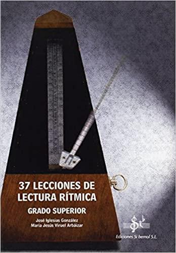 Comprar 37 lecciones de lectura ritmica