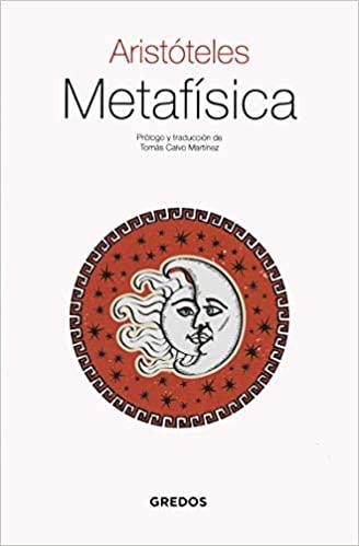 Comprar Aristóteles - Metafísica