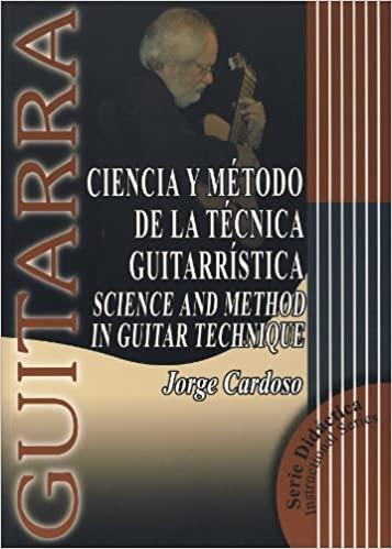 Comprar CARDOSO Jorge - Ciencia y Metodo de la Tecnica Guitarristica