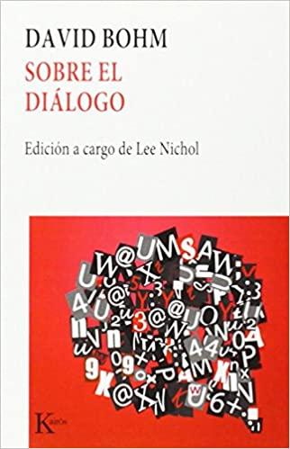 Comprar David Bohm - Sobre el diálogo