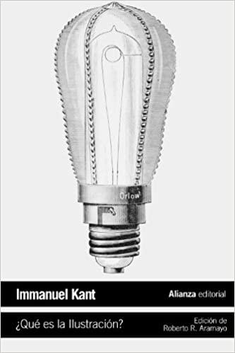 Comprar Immanuel Kant - ¿Qué es la Ilustración?