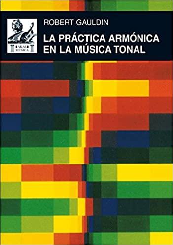 Comprar La práctica armónica en la música tonal