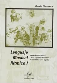 Comprar Lenguaje Musical rítmico 1