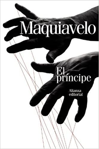 Comprar Nicolás Maquiavelo - El príncipe