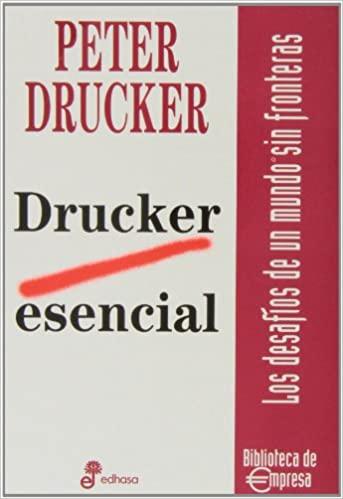 Comprar Peter Drucker - Esencial