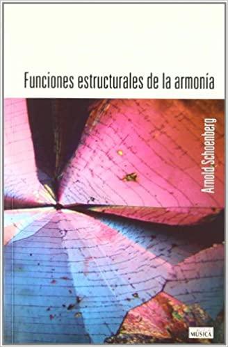 Comprar Shoenberg - Funciones estructurales de la armonia