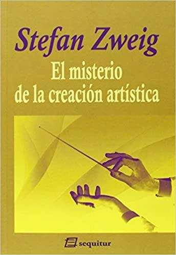 Comprar Stefan Zweig - El misterio de la creación artística