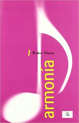 Comprar Walter Piston - Armonía